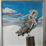 Signature Signs - owl painting 2